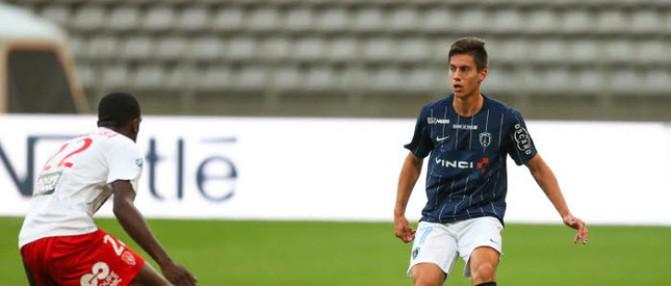 Mercato : l'ancien des Girondins Théo Pellenard s'engage avec l'AJ Auxerre