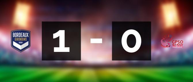 Revivez la victoire de Bordeaux face à Issy