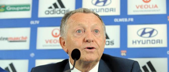 """Jean-Michel Aulas : """"On a dominé Bordeaux, on a vraiment très bien joué."""""""