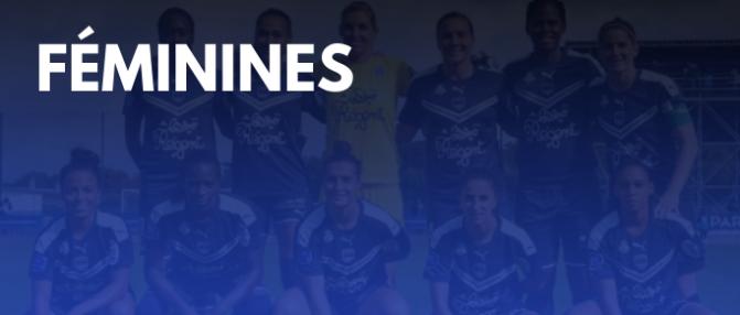 D1F : le 11 des girondines face au Paris FC