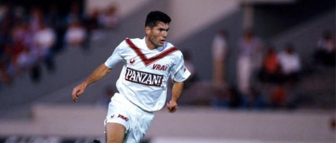 Zidane a failli rejoindre Blackburn quand il était aux Girondins