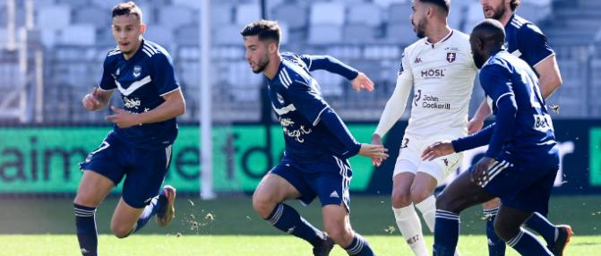 [Officiel] Tom Lacoux signe pour les trois prochaines saisons avec les Girondins de Bordeaux