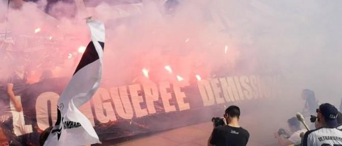 [Vidéo] Accueil du bus des Girondins et avant match Bordeaux-Rennes
