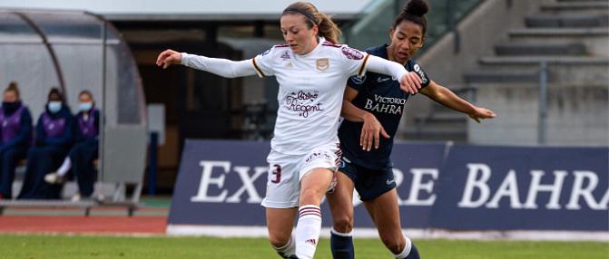 D1F : les Girondins de Bordeaux foncent vers la Ligue des Champions