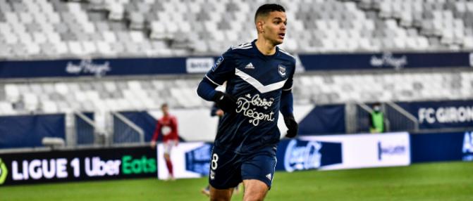 Hatem Ben Arfa souhaiterait rester à Bordeaux