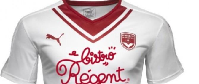 Officiel : le Bistrot Régent sponsor majeur des Girondins jusqu'en juin 2023