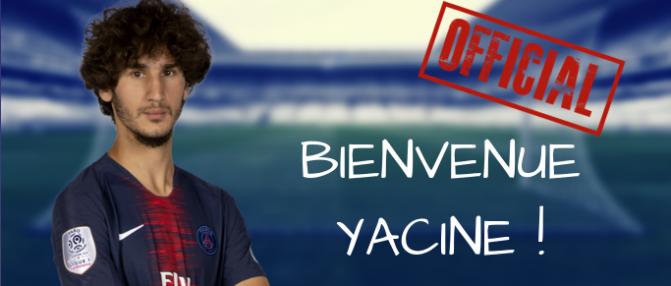 [Officiel] Yacine Adli est un joueur des Girondins !