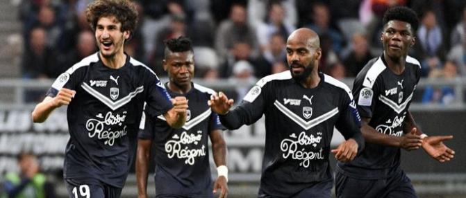 [Vidéo] les trois buts des Girondins face à Amiens