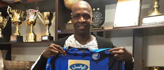 Mercato : Cheick Diabaté officiellemment au FC Esteghlal