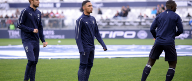 Lille - Bordeaux : le groupe des Girondins largement rajeuni
