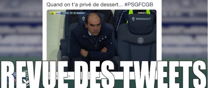 Revivez PSG - Bordeaux en 10 tweets