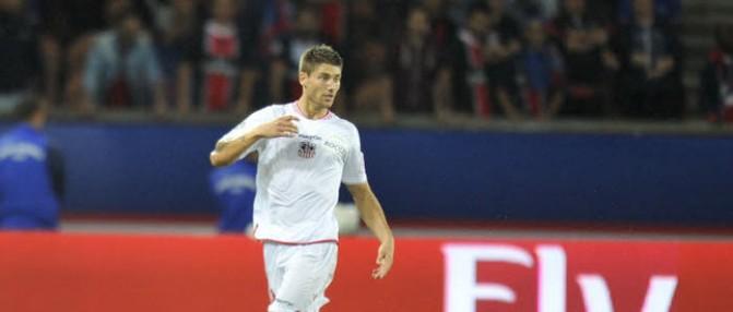 Anciens : Paul Lasne signe au Stade Brestois