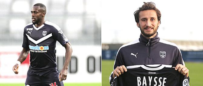 Comment gérer les cas de Maxime Poundjé et Paul Baysse pour les Girondins ?