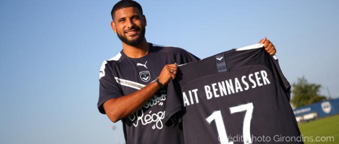 Aït-Bennasser participe à Maroc - Burkina Faso