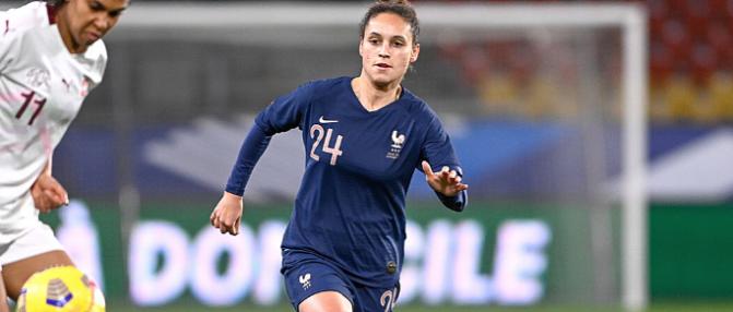 Six joueuses des Girondins en Équipe de France !