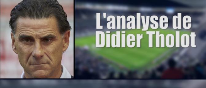 Décryptage du premier match de Paulo Sousa avec Didier Tholot