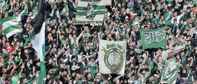 ASSE-FCGB : environ 20 000 spectateurs attendus