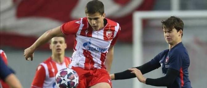 Mercato : les Girondins suivent l'espoir serbe Aleksandar Lukic