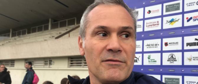 """Jérôme Dauba : """"On est redevenus une équipe difficile à bouger"""""""
