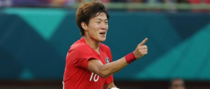 Ui-Jo titulaire face au Brésil