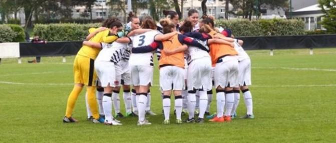 Féminines : 16e de finale face à St-Malo