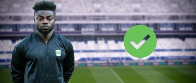 [Officiel] Gideon Mensah est un joueur des Girondins