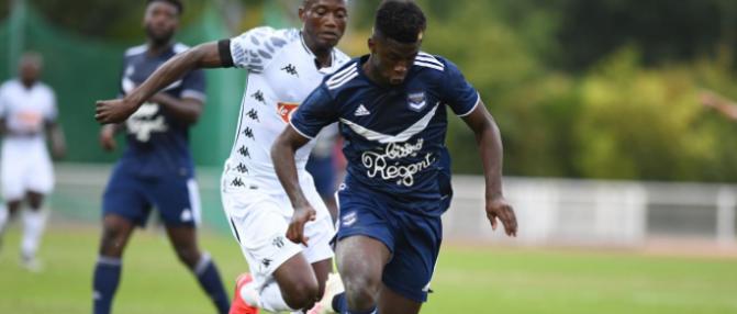 """Amadou Traoré : """"Ça faisait longtemps qu'on n'avait pas gagné deux matchs d'affilés"""""""