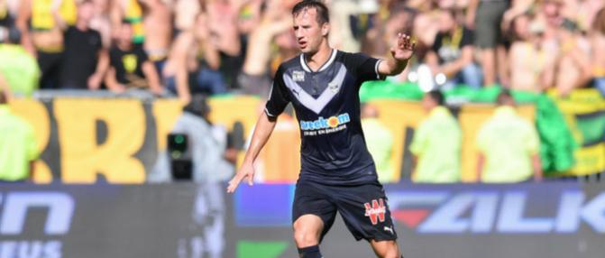 Vukasin Jovanovic refuse la proposition des Girondins