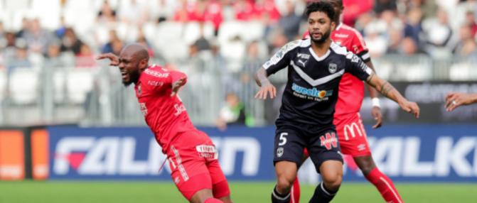Désignez le meilleur joueur des Girondins face à Angers