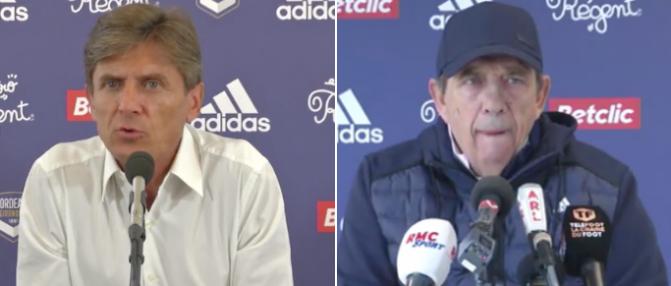 Consultation : les Girondins doivent-ils remplacer Jean-Louis Gasset ?