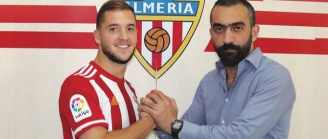 Valentin Vada vise la Liga avec Alméria