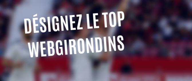 Désignez le meilleur joueur des Girondins face à Brest