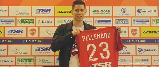 Mercato : Théo Pellenard signe avec Valenciennes