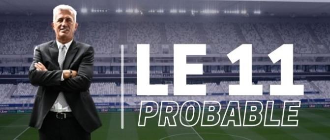 Monaco-Bordeaux : le 11 probable des Girondins