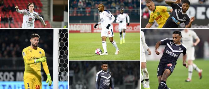 Meilleur joueur des Girondins en janvier : A vos votes !