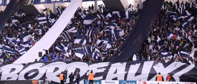 Le message des Ultramarines Bordeaux après le match nul face à l'OM
