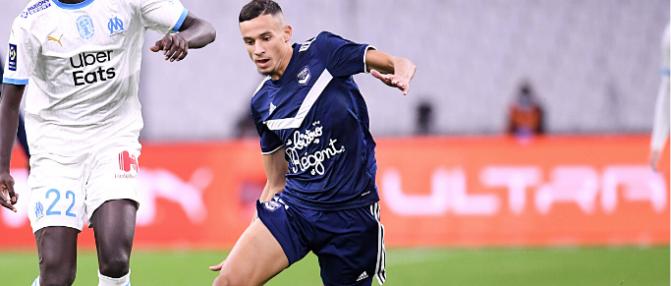 """Mehdi Zerkane : """"Les Girondins ont confiance en moi"""""""
