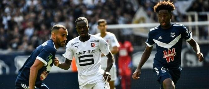 Les Girondins arrachent le point du nul face à Rennes