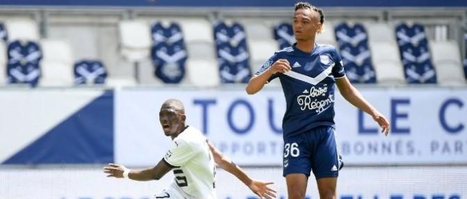 Les Girondins battent Rennes et se donnent de l'air [1-0]