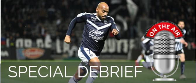 Direct : débrief Angers - Bordeaux
