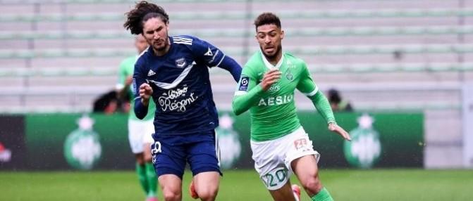 Le résumé vidéo de Saint-Étienne-Bordeaux [4-1]