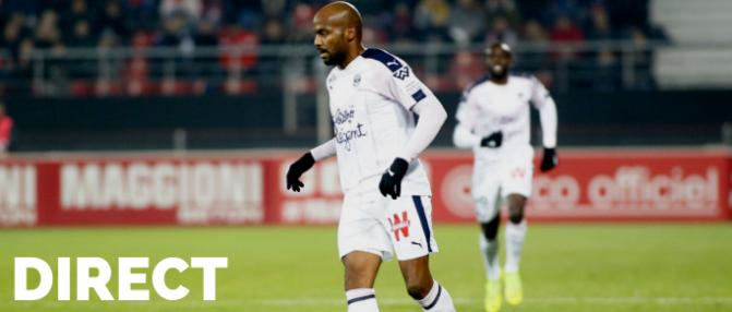 Direct : Bordeaux 0 - 1 Angers