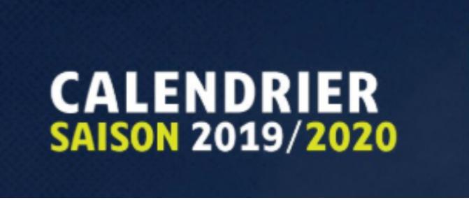 Calendrier Des Girondins De Bordeaux.L1 Le Calendrier Des Girondins Pour La Saison 2019 2020