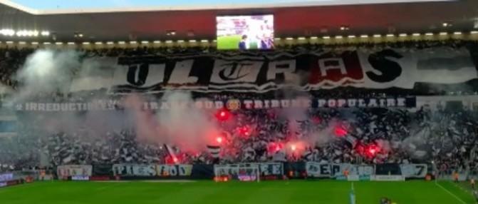 Une cinquantaine d'Ultramarines présents pour le match face à Bergerac (N2)