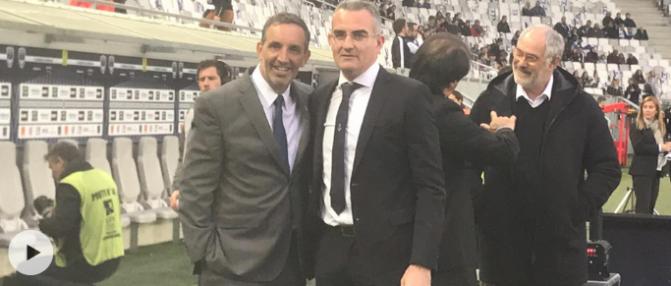 "Romain Molina : ""Eduardo Macia est un homme de business"""