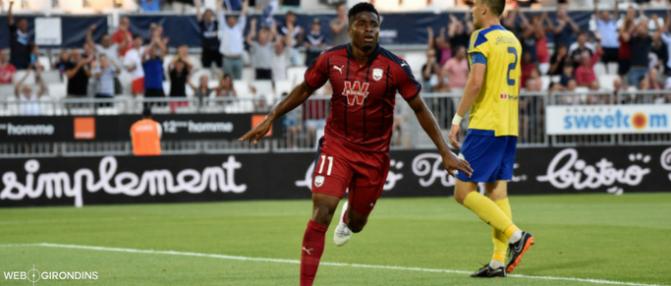 Mercato : la Sampdoria négocie pour François Kamano