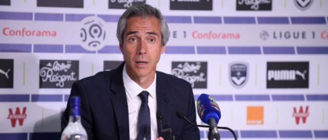 """Paulo Sousa : """"Je suis surtout déçu, je m'attendais à plus des joueurs"""""""
