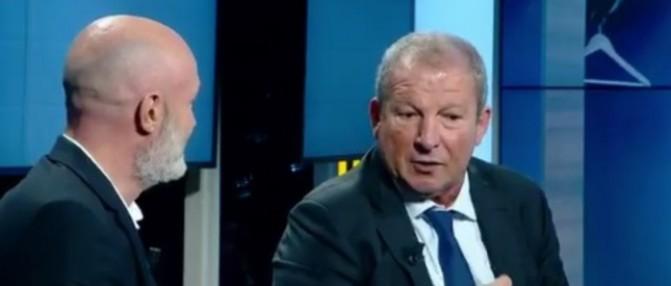 Rolland Courbis amer après les réactions de joie des Girondins