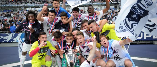 Que sont devenus les vainqueurs de la Gambardella 2013 chez les Girondins ?