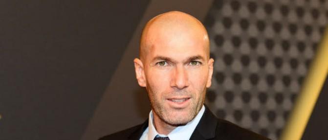 """Zidane à Bordeaux pour le """"Match des Légendes"""""""